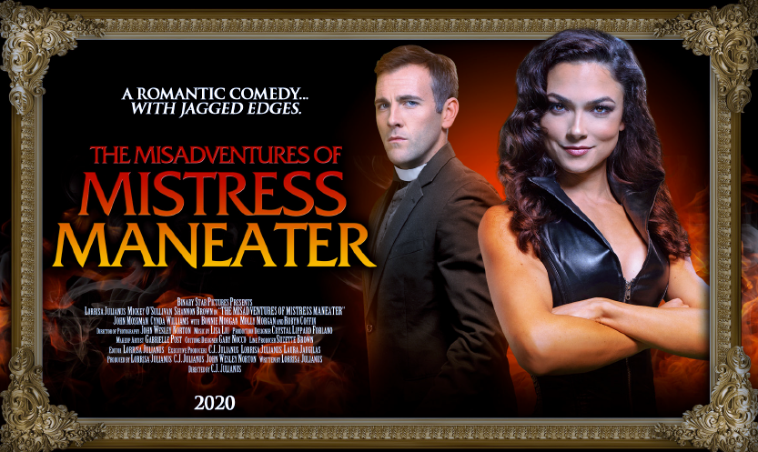 "TVC reviews the pre-release of ""Misadventures of Mistress Maneater"""