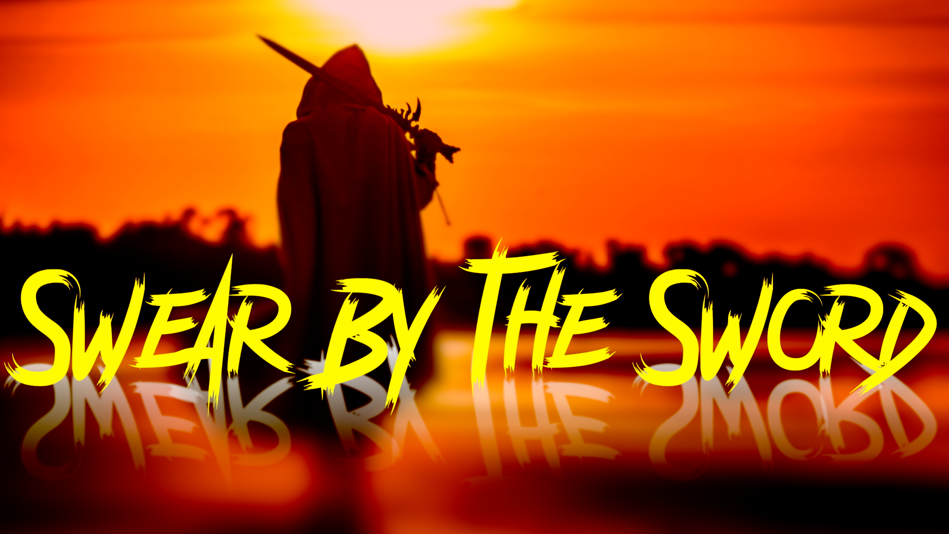 Swear By The Sword Cover Screen Current Projects/Funding