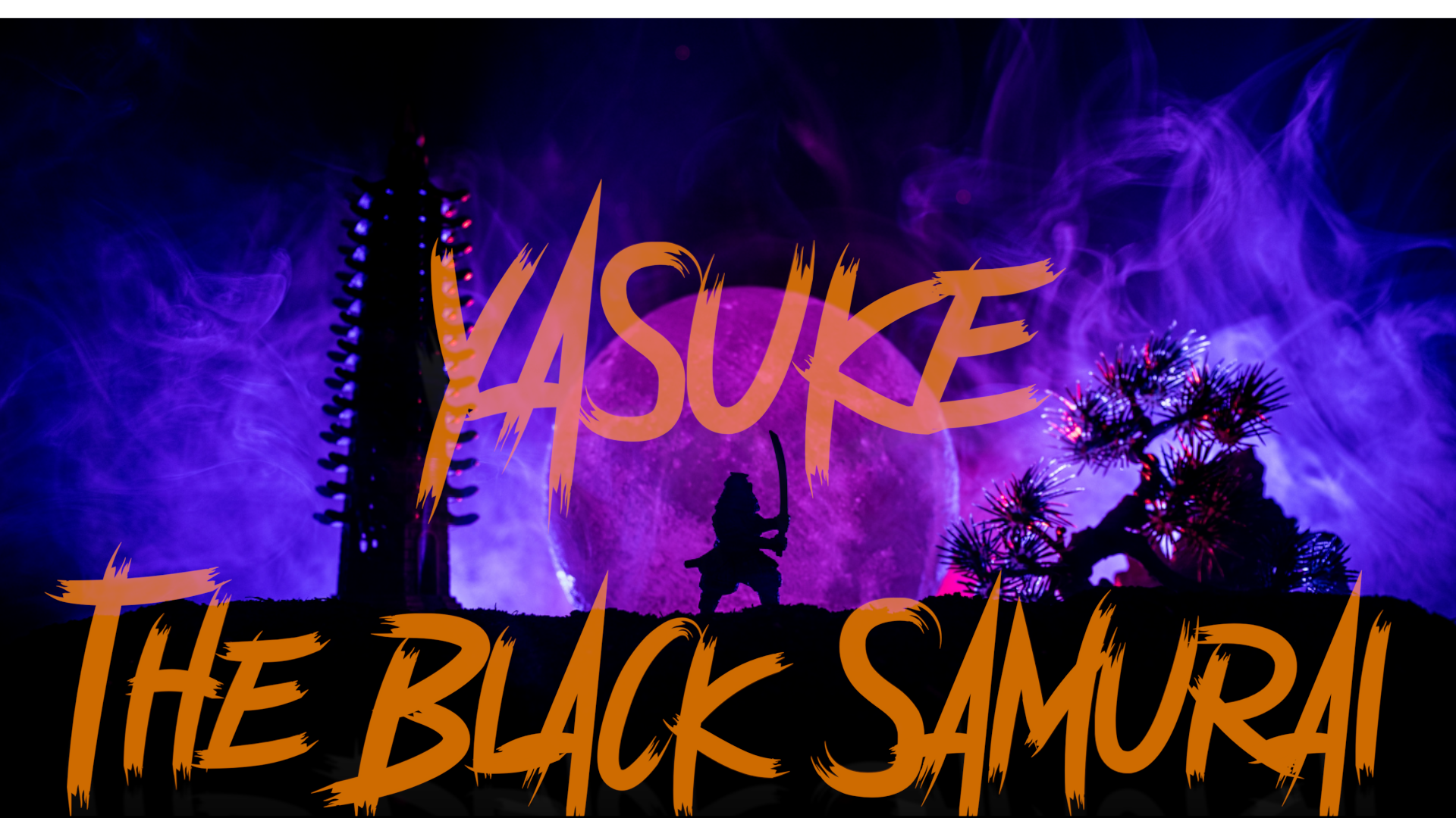 Yasuke Cover Current Projects/Funding
